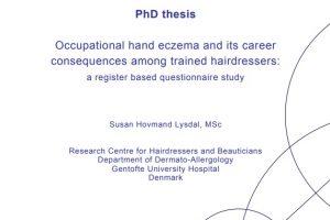 Susan Hovmand Lysdal's Ph.d. forside